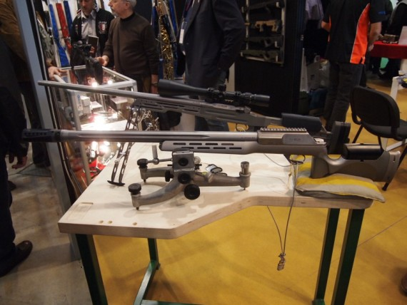 Международная выставка оружия EXA
