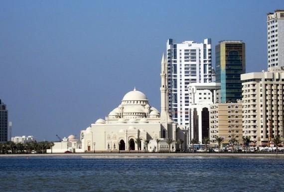 Шарджа в Объединённых Арабских Эмиратах