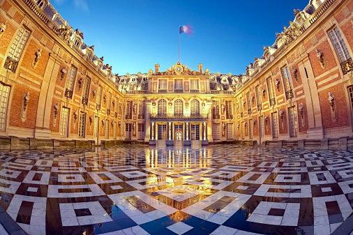 Двор духов в Версале