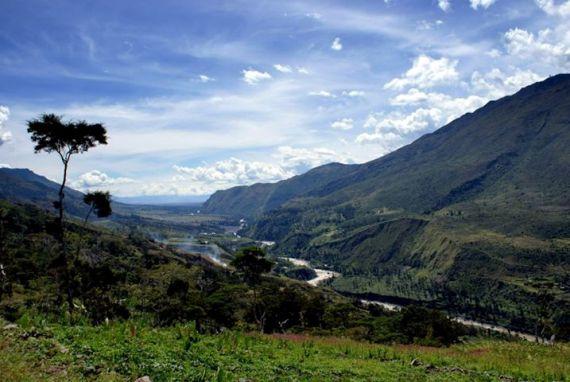 Долина Балием, Папуа (Ириан Джая)