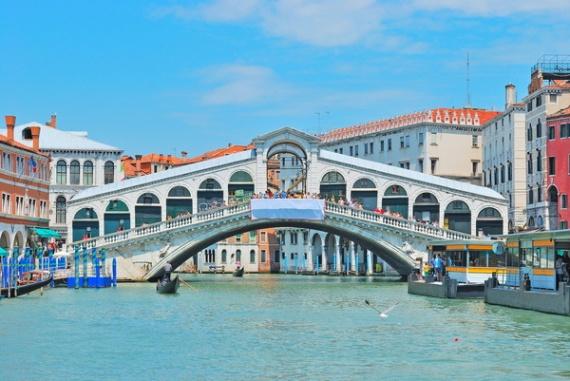 Удивительная Венеция