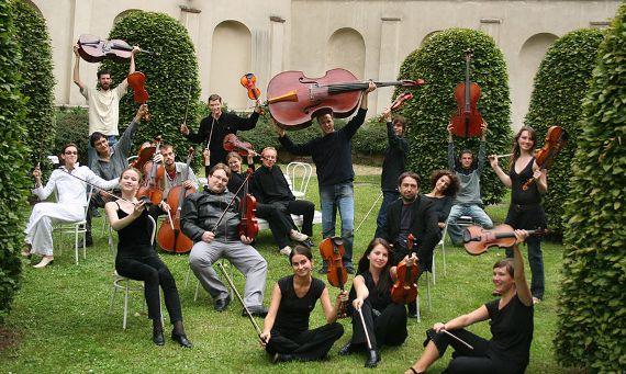 Музыкальный фестиваль в Праге
