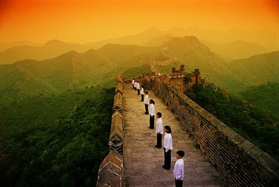 Пекин, Сиань, Шанхай - три жемчужины Китая