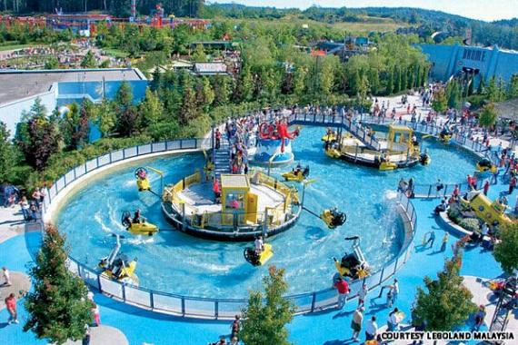 Legoland Malaysia, парк развлечений