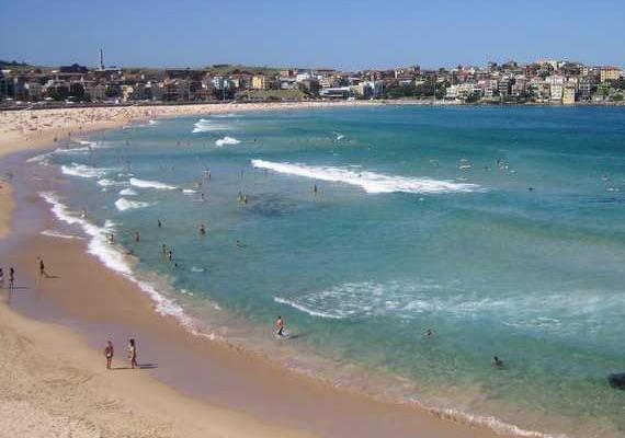Пляж в Сиднее