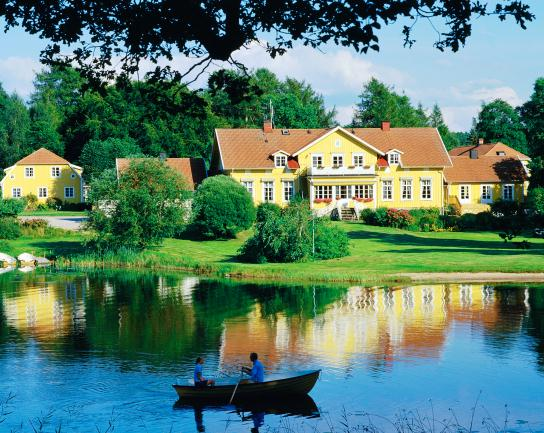 Toftaholm Herrgrd, Смоланд, Швеция