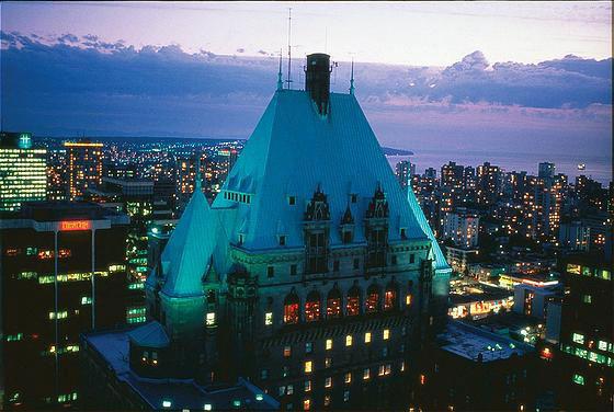 Fairmont Hotel, Ванкувер, Канада