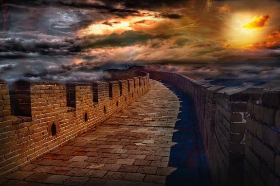 Великая стена, Китай