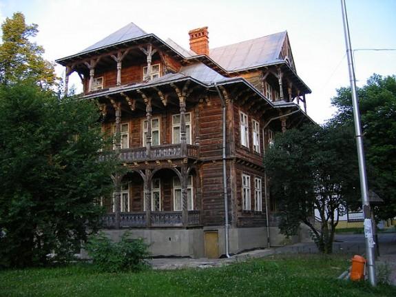 Бальнеологический курорт Трускавец