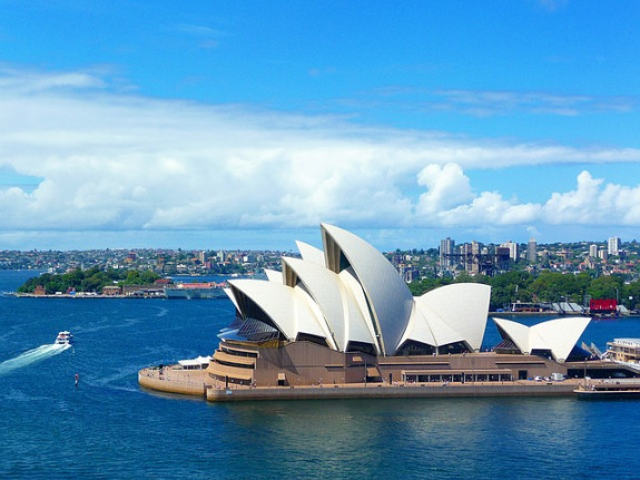 Опера, Сидней