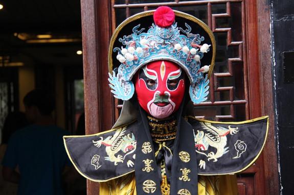 Сычуаньский оперный театр