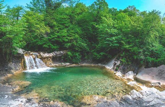 Уникальные красоты курорта Криница