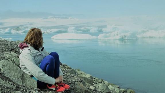 Исландские льды