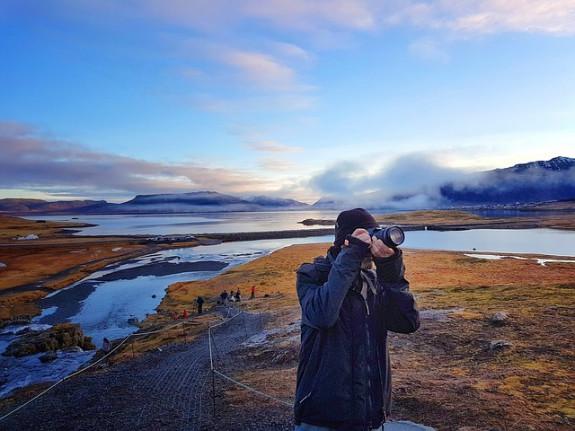 Инстраграмы исландцев полны удивительных фото