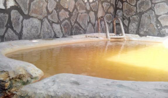 Анкаван – горячие источники