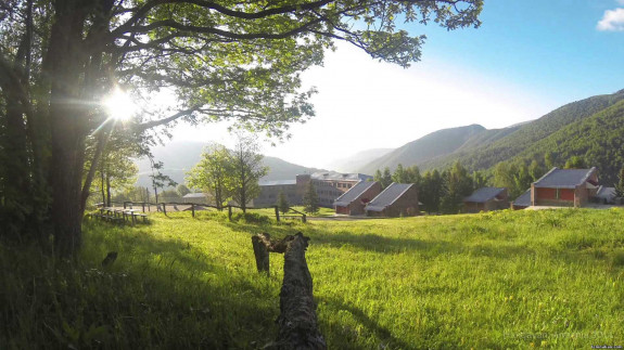 Анкаван напоминает Альпы