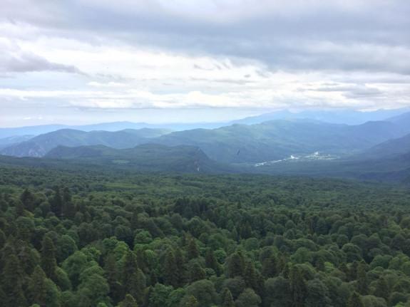 Целебный климат гор