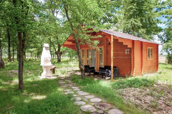 Бальнеологический курорт «Термы» - домики для семейного отдыха