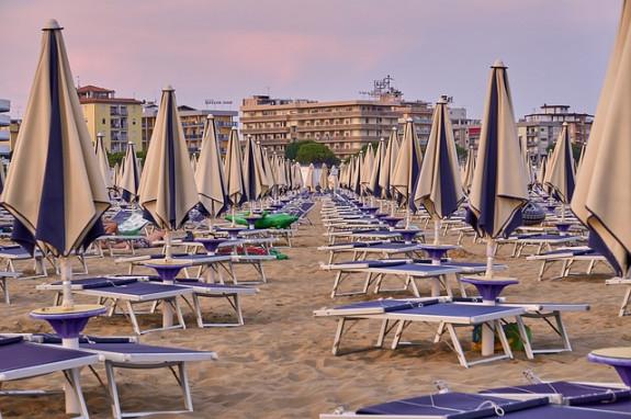 Экономный пляжный отдых