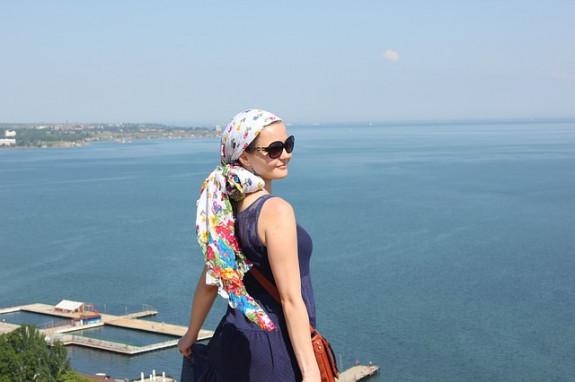 Жаркий летний Крым