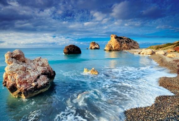 Волшебное море Кипра