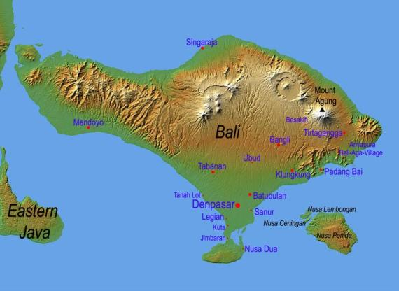 Советы туристам на Бали
