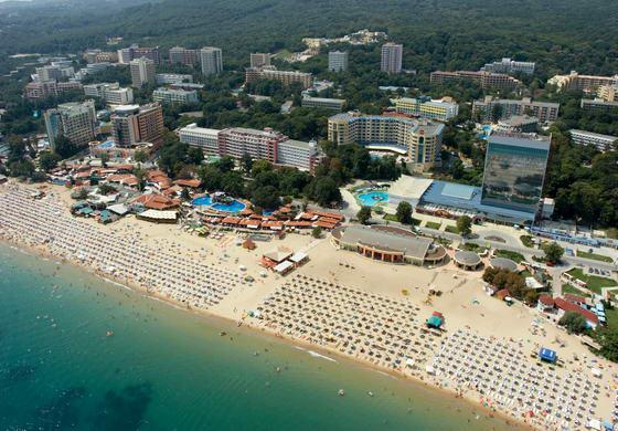Болгария: Золотые Пески