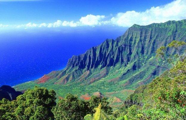 Синяя Комната, Kauai