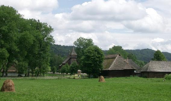 Museum Village Radom Poland
