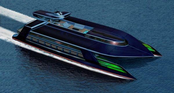 Яхта Ocean-Empire-LSV