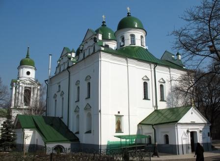 Свято-Вознесенский Флоровский монастырь: тайны и легенды