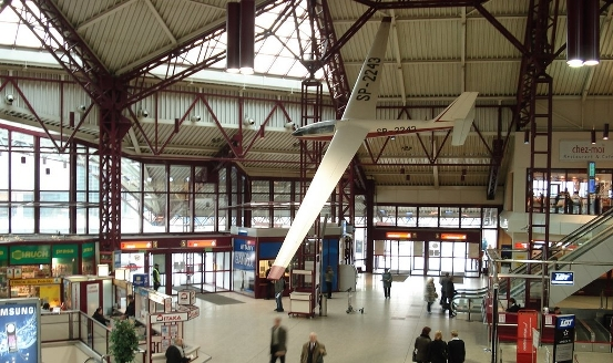 Аэропорт Шопена, Варшава