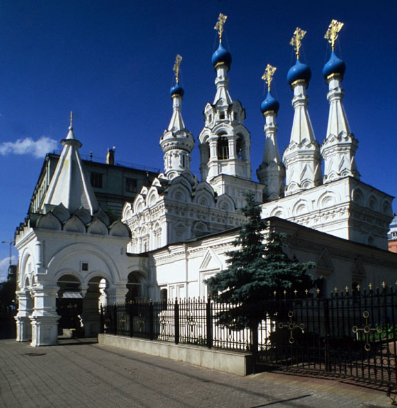 Церковь Рождества Пресвятой Богородицы в Уфе