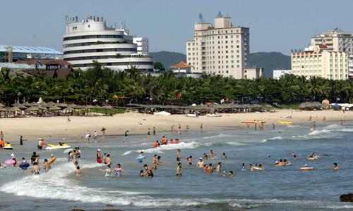 Хайнань: зимний пляжный отдых
