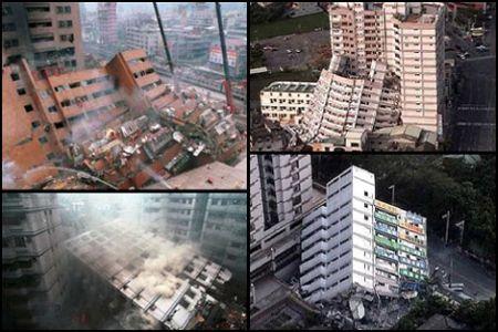 Как туристу пережить землетрясение