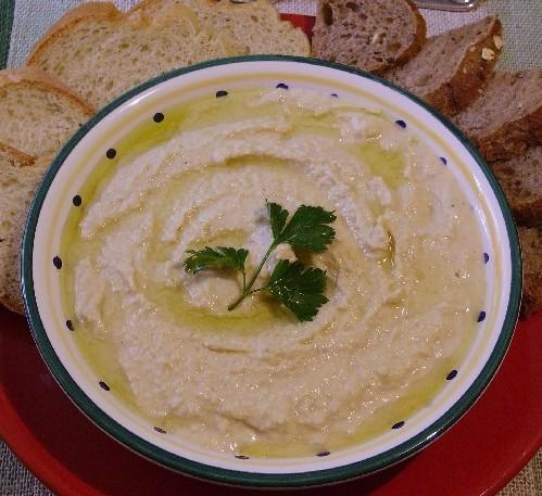 Хумус - национальное блюдо египетской кухни