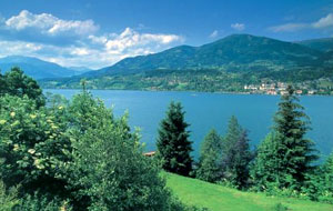 Озеро Клопайн, Австрия