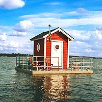 Отель на озере Мэларен