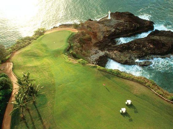 Майами - обучение игре в гольф