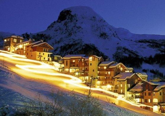 Межев - горнолыжный курорт во Франции
