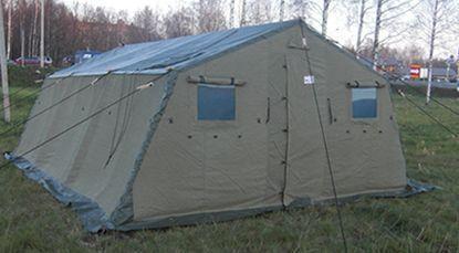 Палатка на 10 человек