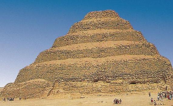 Египетская пирамида: Дом Вечности