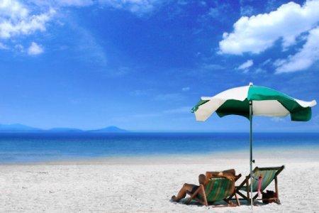 Пляж. Просто пляж