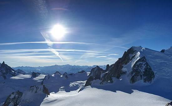 Шамони, Франция: экспозиция по истории ледников