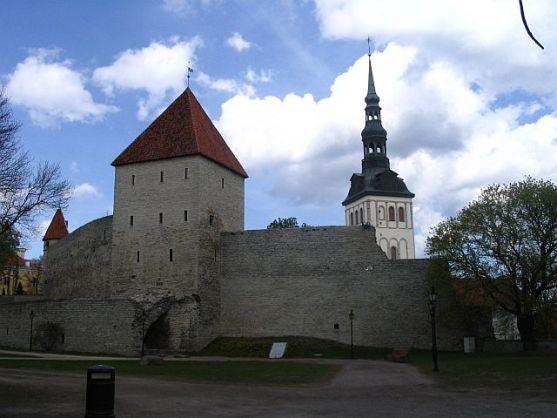 Легенды Таллина: привидение из Девичьей башни