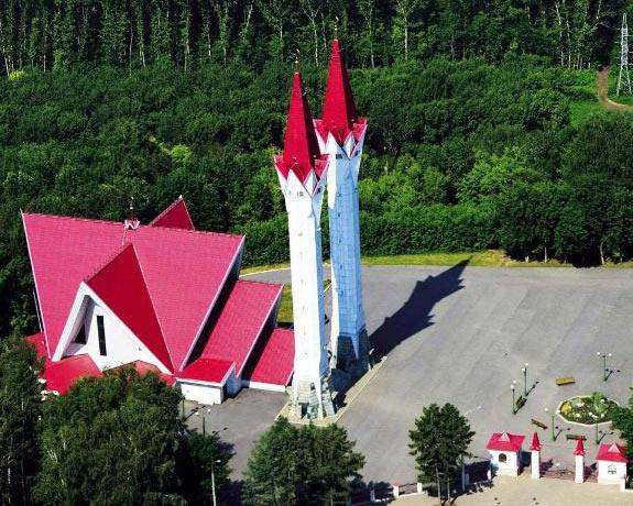 Мечеть Ля-Ля Тюльпан, Уфа