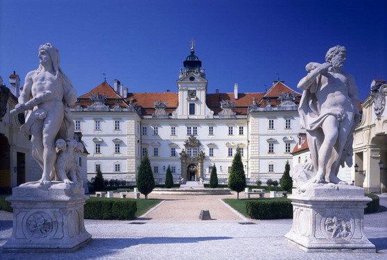Дворец в Валтице, Чехия