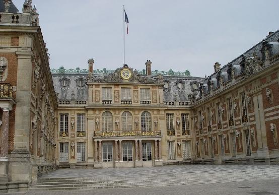Отель в Версале