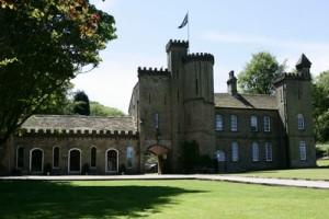 Замок Carr Hall