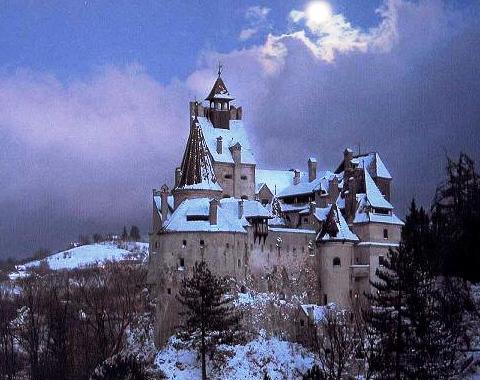 круиз в Румынию с посещением замка Дракулы в Трансильвании